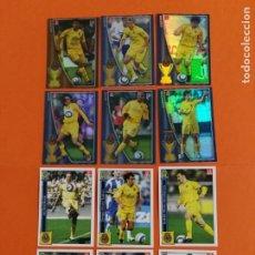 Cromos de Fútbol: LAS FICHAS DE LA LIGA 05 06 CROMO VILLARREAL. Lote 200741371