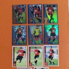Cromos de Fútbol: LAS FICHAS DE LA LIGA 05 06 CROMO MALLORCA. Lote 200741782