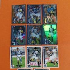 Cromos de Fútbol: LAS FICHAS DE LA LIGA 05 06 CROMO R. SOCIEDAD. Lote 200743101