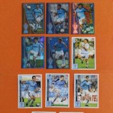 Cromos de Fútbol: LAS FICHAS DE LA LIGA 05 06 CROMO R. CELTA. Lote 200743542