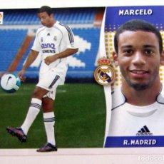 Cromos de Fútbol: EDICIONES ESTE 2006-07 MERCADO INVIERNO MARCELO REAL MADRID 2006 2007. Lote 201152747