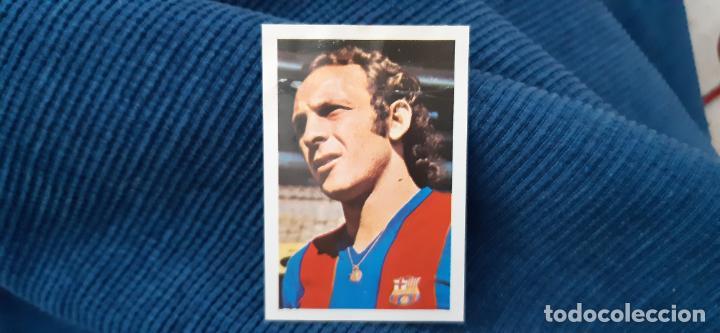 1977 78 77 78 DISGRA FHER BARCELONA CLARES (Coleccionismo Deportivo - Álbumes y Cromos de Deportes - Cromos de Fútbol)