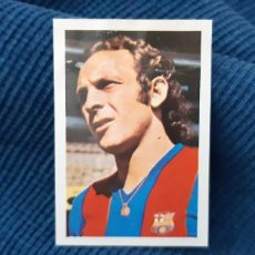 Cromos de Fútbol: 1977 78 77 78 DISGRA FHER BARCELONA CLARES. Lote 201214956