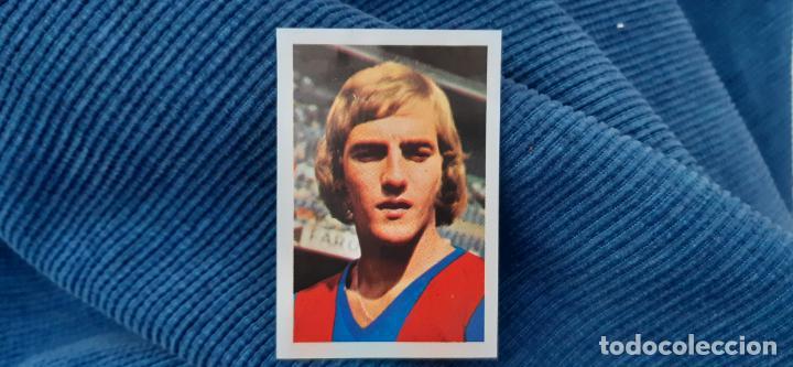 1977 78 77 78 DISGRA FHER BARCELONA NEESKENS (Coleccionismo Deportivo - Álbumes y Cromos de Deportes - Cromos de Fútbol)