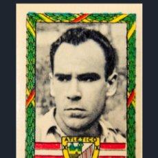 Cromos de Fútbol: TELMO ZARRA ATH BILBAO 1953 RUIZ ROMERO. Lote 201750448