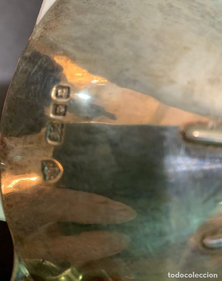 Cromos de Fútbol: Copa de plata de época Art-Decó - Foto 5 - 201800645