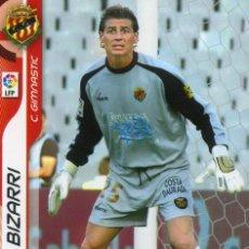 Cromos de Fútbol: MEGACRACKS 2006-07 Nº 146 BIZARRI - C GIMNASTIC. Lote 201827352