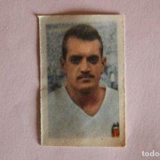 Figurine di Calcio: CROMO DE FUTBOL JOEL DEL VALENCIA C.F. DESPEGADO Nº 90 CAMPEONATOS NACIONALES 1960 DE ROMERO. Lote 202398451