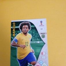 Cromos de Futebol: 40 MARCELO (BRASIL) PANINI ADRENALYN XL FIFA WORLD CUP RUSSIA 2018 RUSIA 18. Lote 202420437