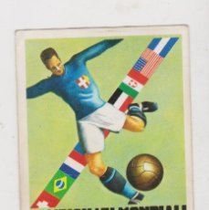 Figurine di Calcio: MEXICO 86 -- Nº 5 CARTEL ITALIA 1934. Lote 202490503