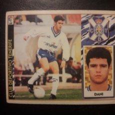 Cromos de Fútbol: DANI TENERIFE. ESTE 1997-1998 97 98. SIN PEGAR. VER FOTOS DE FRONTAL Y TRASERA. Lote 219031056