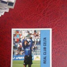 Figurine di Calcio: CANO CELTA ED PANINI LIGA CROMO 95 96 FUTBOL 1995 1996 - SIN PEGAR - 491 BAJA. Lote 202736218