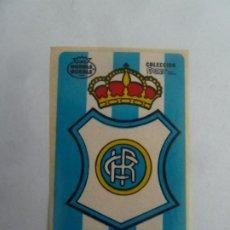Cromos de Fútbol: 1 CROMO CHICLE DUBBLE BUBBLE COLECCION SPORT LIGA FUTBOL 1986 87 RECREATIVO HUELVA NUNCA PEGADO. Lote 295833228