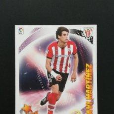 Figurine di Calcio: #607 JAVI MARTINEZ ATHLETIC DE BILBAO STARS 7 2012 2013 12 13 EDICIONES ESTE SIN PEGAR. Lote 203955645