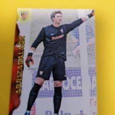 Cartes à collectionner de Football: 685 ARRIZABALAGA CORREGIDO (ATHLETIC BILBAO) MUNDICROMO PLATINUM 2012 2013 12 13. Lote 204099435