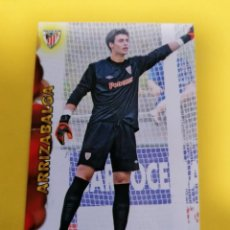Cartes à collectionner de Football: 685 ARRIZABALAGA ERROR (ATHLETIC BILBAO) MUNDICROMO PLATINUM 2012 2013 12 13. Lote 204099528