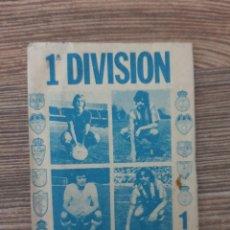 Cromos de Fútbol: DIFICILISIMO SOBRE DE CROMOS SIN ABRIR EDICIONES ESTE 76/77--VERSION (AZUL). Lote 269985668