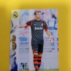 Cartes à collectionner de Football: 1093 JESUS (REAL MADRID CASTILLA) MUNDICROMO PLATINUM 2012 2013 12 13. Lote 204445872