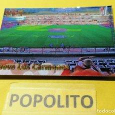 Cromos de Futebol: 434 NUEVO LOS CARMENES (GRANADA) LETRAS MUNDICROMO 12 13. Lote 204522657