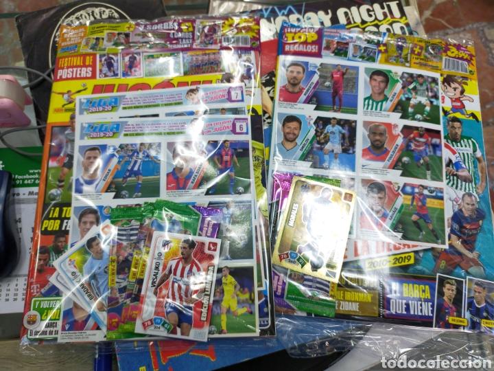 REVISTAS JUGON NÚMERO 158 ABRIL 2020 Y 159 MAYO 2020 PRECINTADAS (Coleccionismo Deportivo - Álbumes y Cromos de Deportes - Cromos de Fútbol)