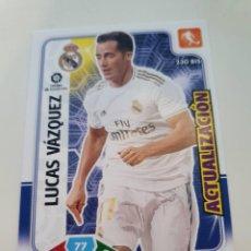 Figurine di Calcio: REAL MADRID 230 BIS LUCAS VAZQUEZ ADRENALYN 2019 2020. Lote 245727465