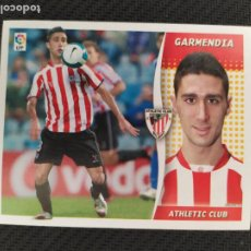 Cromos de Fútbol: LIGA ESTE 2006 2007 / 06 07 GARMENDIA (ATHLETIC DE BILBAO) - FICHAJE DE INVIERNO - NUNCA PEGADO. Lote 205381421