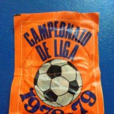 Cromos de Fútbol: SOBRE DE CROMO SIN ABRIR ( LIGA 1978-1979 ). Lote 205450542