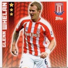 Cromos de Fútbol: 262-GLEN WHELAN-STOKE CITY-BASE CARD-TOPPS ENGLISH PREMIER LEAGUE 2014-2015 - MATCH ATTAX. Lote 205607266
