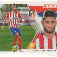 Cromos de Fútbol: ESTE 15-16 CARRASCO. NUNCA PEGADO.. Lote 205607567