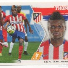 Cromos de Fútbol: ESTE 15-16 COLOCA THOMAS. NUNCA PEGADO.. Lote 205607901