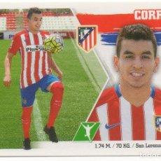 Cromos de Fútbol: ESTE 15-16 CORREA. NUNCA PEGADO.. Lote 205607965