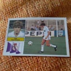 Cromos de Fútbol: EDICIONES ESTE 82 83 REAL MADRID ITO. Lote 205614470
