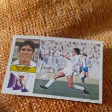 Cromos de Fútbol: EDICIONES ESTE 82 83 REAL MADRID SANTILLANA. Lote 205621508