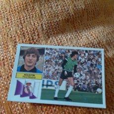 Cromos de Fútbol: EDICIONES ESTE 82 83 REAL MADRID AGUSTIN. Lote 205642875
