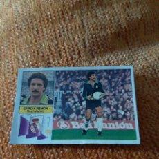 Cromos de Fútbol: EDICIONES ESTE 82 83 REAL MADRID GARCIA REMON. Lote 205642900