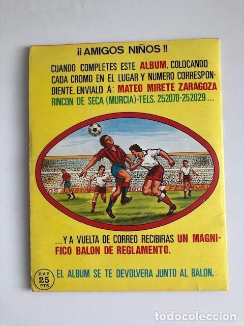 Cromos de Fútbol: ALBUM MATEO MIRETE 1982 1983 82 83 CAMPEONATO DE LIGA PRIMERA DIVISION COMPLETO A FALTA DE PEÑIN C1 - Foto 13 - 205682953