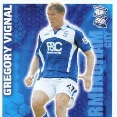 Cromos de Fútbol: 38-GREGORY VIGNAL-BIRMINGHAM-BASE SET-TOPPS ENGLISH PREMIER LEAGUE 2009-2010 - MATCH ATTAX. Lote 205869583