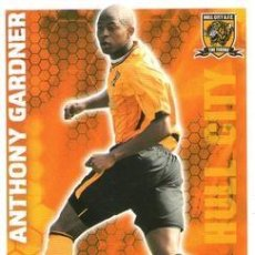 Cromos de Fútbol: 168-ANTHONY GARDNER-HULL-BASE SET-TOPPS ENGLISH PREMIER LEAGUE 2009-2010 - MATCH ATTAX. Lote 205869630