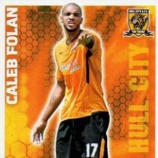 Cromos de Fútbol: 176-CALEB FOLAN-HULL-BASE SET-TOPPS ENGLISH PREMIER LEAGUE 2009-2010 - MATCH ATTAX. Lote 205869647