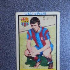 Cromos de Fútbol: BARCELONA, 35 CROMOS JUGADORES TEMPORADAS 1970 - 1971 - 1972 DETERIORADOS. Lote 206141722