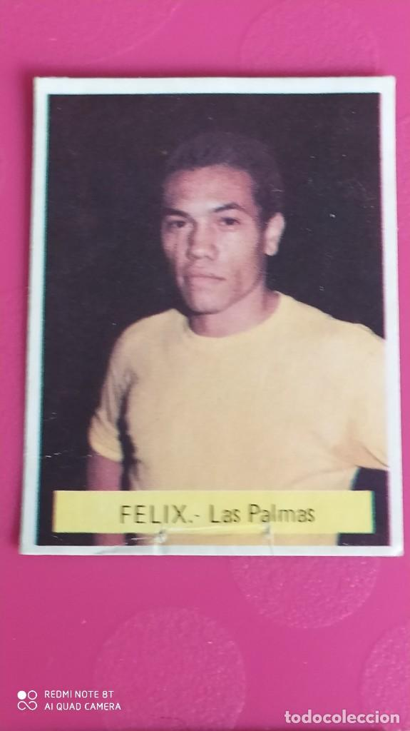 FELIX LAS PALMAS FINI 75 76 1975 1976 RECUPERADO (Coleccionismo Deportivo - Álbumes y Cromos de Deportes - Cromos de Fútbol)