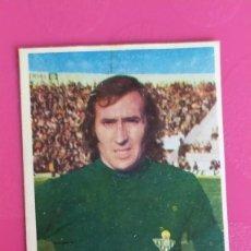 Cromos de Fútbol: ESNAOLA BETIS FINI 75 76 1975 1976 RECUPERADO. Lote 206180112
