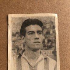 Cromos de Fútbol: ALBUM ASES DEL FUTBOL BRUGUERA 1951 JACO ATLETICO DE TETUAN C5. Lote 206372743