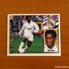 Cromos de Fútbol: REAL MADRID - SEEDORF - EDICIONES ESTE 1997-1998, 97-98 - NUNCA PEGADO. Lote 206445771
