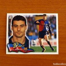 Cromos de Fútbol: FÚTBOL CLUB BARCELONA - DANI - EDICIONES ESTE 2000-2001, 00-01 - NUNCA PEGADO. Lote 206445857