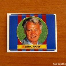 Cromos de Fútbol: FÚTBOL CLUB BARCELONA - BOBBY ROBSON - EDICIONES ESTE 1996-1997, 96-97 - NUNCA PEGADO. Lote 206445932