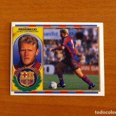 Cromos de Fútbol: FÚTBOL CLUB BARCELONA - PROSINECKI - EDICIONES ESTE 1996-1997, 96-97 - NUNCA PEGADO. Lote 206446156