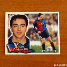 Cromos de Fútbol: FÚTBOL CLUB BARCELONA - XAVI - EDICIONES ESTE 2000-2001, 00-01 - NUNCA PEGADO. Lote 206446277