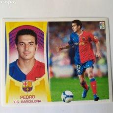 Cromos de Fútbol: LIGA ESTE 2009 2010 PANINI PEDRO N° 16 B BARCELONA. Lote 246242935