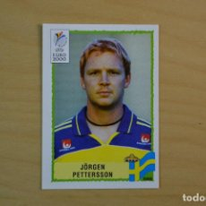Cartes à collectionner de Football: PANINI EURO 2000 - 139-PETTERSSON (SUECIA). Lote 206565806